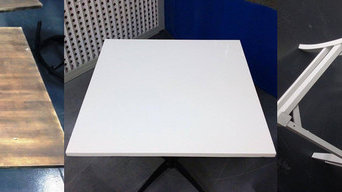 Two Pack Table Before & After