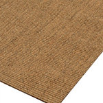 Natural Area Rugs - Pavillion Hand-Crafted Sisal 5X8 Ft. Contemporary Area Rug Carpet, 5' X 8' - Pavillion carpet rug by Natural area Rugs is crafted with 100% recyclable all-natural Sisal. The modern rug looks extremely stylish. Our rugs are a staple of sustainability and look luxurious. These sisal rugs are wonderful options when you want only safe, organic materials in your home. Sisal rugs look exotic, boho, and are anti-static, making them ideal for the living room, bedroom, patio, etc. In addition to being practical, they also create a beautiful, natural appearance when placed on a hardwood floor and are extremely durable. Regular vacuuming and gentle shake should keep your rug in perfect condition. Living rooms, bedrooms, and dining rooms—we have the right rug or runner for every place. Our rugs are superior in quality to most competitors as they are made with double-stranded fibers for durability. We recommend using either a rug pad or rug cushion to increase rug comfort and longevity. The area rugs are more durable and thicker than most premium brands and are available at a fraction of their price.