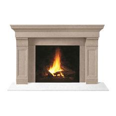 Wondrous 50 Most Popular Fireplace Mantels For 2019 Houzz Home Interior And Landscaping Ponolsignezvosmurscom
