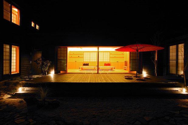 和室・和風 テラス・中庭 by MY Architect Office 一級建築士事務所