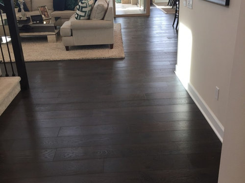 The Model Has Wood Flooring Layed Side To Horizontal Most People I Talk Say Lay It Front Back Vertical What Do You Recommend Thanks