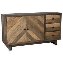 Simple Rustic Buffets And Sideboards by Kosas