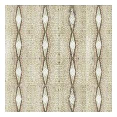 "Mozaico - Graphic Geometric Pattern, Mosaic Wallpaper, 31""x31"" - Tile Murals"