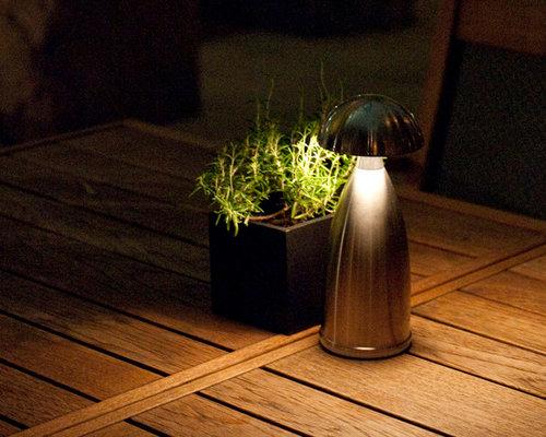Restaurant Table Lamps: Neoz Owl Cordless Lamps - Lighting,Lighting