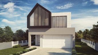 Narrow Lot Design 01