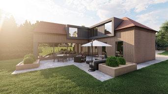 In Progress - Barn Inspired Grand Design