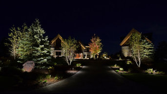 2015 Landscape Lighting projects
