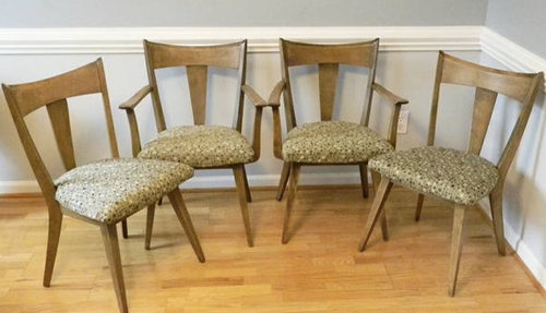 Super Need Help Identifying These Heywood Wakefield Dining Chairs Beatyapartments Chair Design Images Beatyapartmentscom