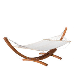 Tropical Hammocks And Swing Chairs by GDFStudio
