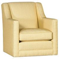 Swivel Glider Chair in Underwood Citrine