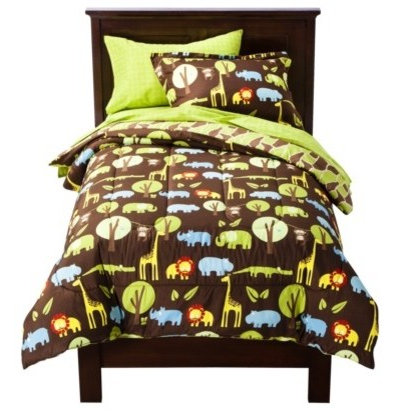 Lovely Contemporary Kids Bedding by Target