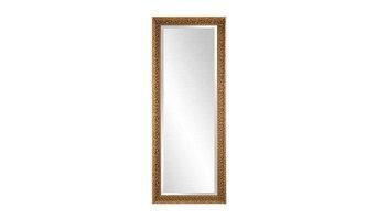 Lillian Antique Gold Floor Mirror, 31 X 79