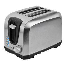 Kalorik 2 Slice Stainless Steel Toaster