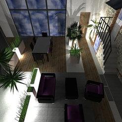 Aménagement Du0027une Petite Cour   Architecte Paysagiste