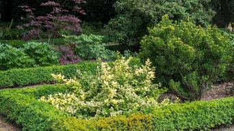 Jardín en Espadaña