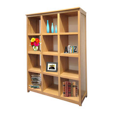 Urban Display Bookcase by Forest Designs Furniture