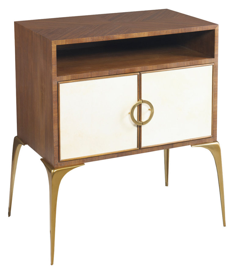 MALA18320-01CH Stiletto Side Table
