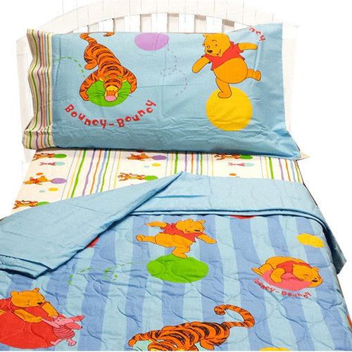 Winnie The Pooh Bedding And Room Decorations
