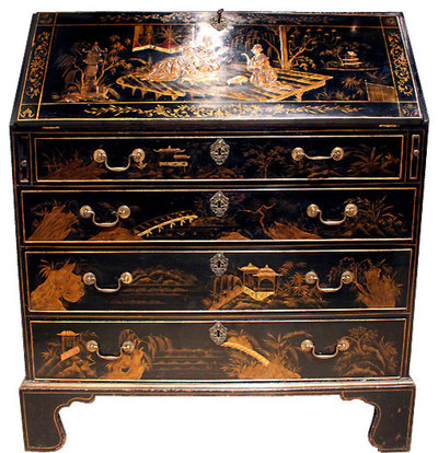 antique painted furnitureDecorating With Antiques Painted Furniture Brings the Eye Candy