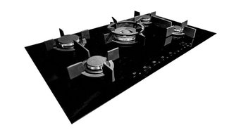 KLEENMAID Gas Cooktop 90cm Model GCTEK9020