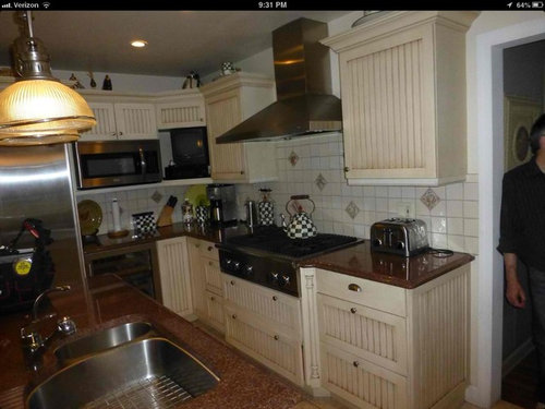 Refinishing kitchen cabinets professionally - expensive?