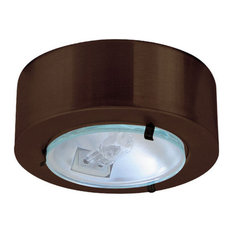 Elco E228 Mini Downlight with Clear Glass Lens