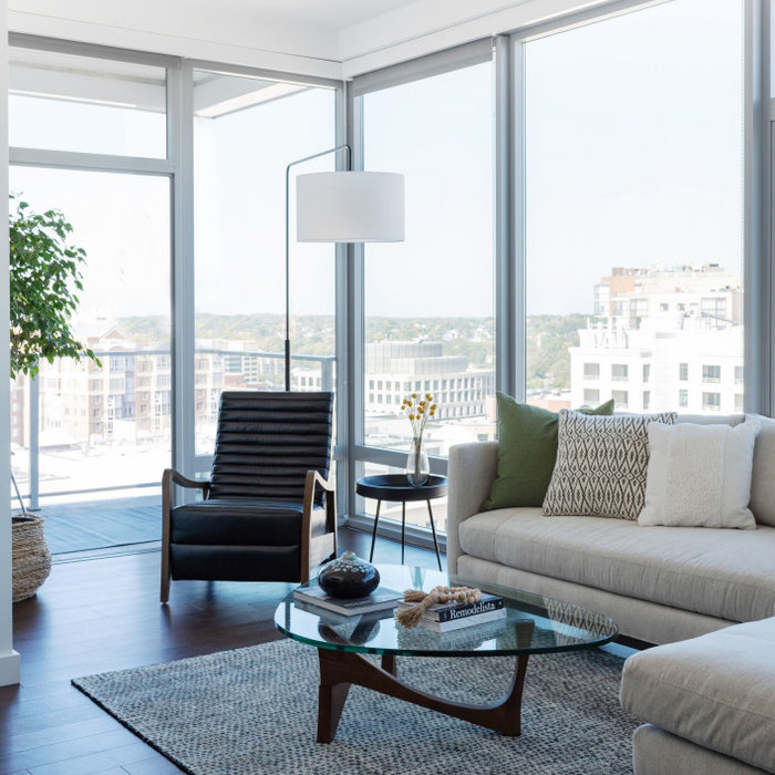 AFTER - LIVING ROOM WITH CITY VIEWS