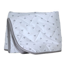 Dotty Quilted Play Mat