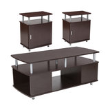 Flash Furniture Markham 3 Piece Occasional Table Set