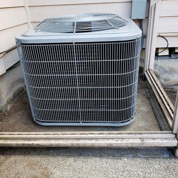 Air Conditioner & Heat Pump Installation