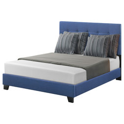 Transitional Panel Beds by Brady Furniture Industries