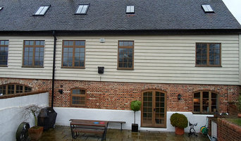 Converted Mill Upgraded - rear elevation before