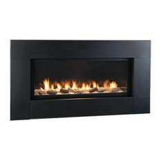 "Artisan Total Signature Command Vent Free Linear Fireplace, 42"", Natural Gas"