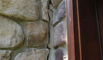 Tilting Chimney Repair