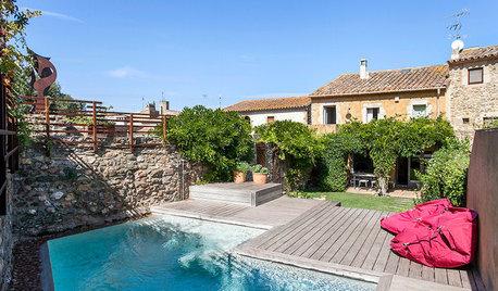 Houzz TV: Descubre cada detalle de esta casa de pueblo en Girona