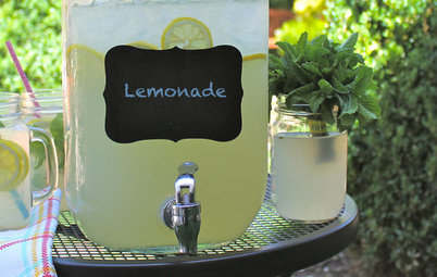 Houzz Products: Cool Ideas for Summer Drinks