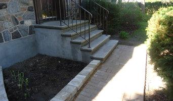 step replacement/cold storage repair