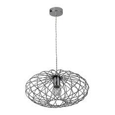Firefly Pendant Ceiling Light Satin Nickel