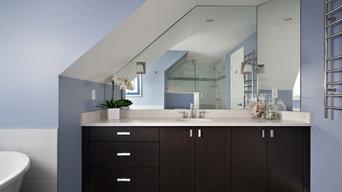 West Vancouver Bathroom Renovation