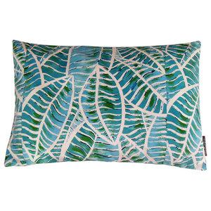 Green Jungle Cushion, 40x60 Cm