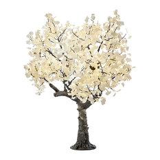 LED White Gingko Tree