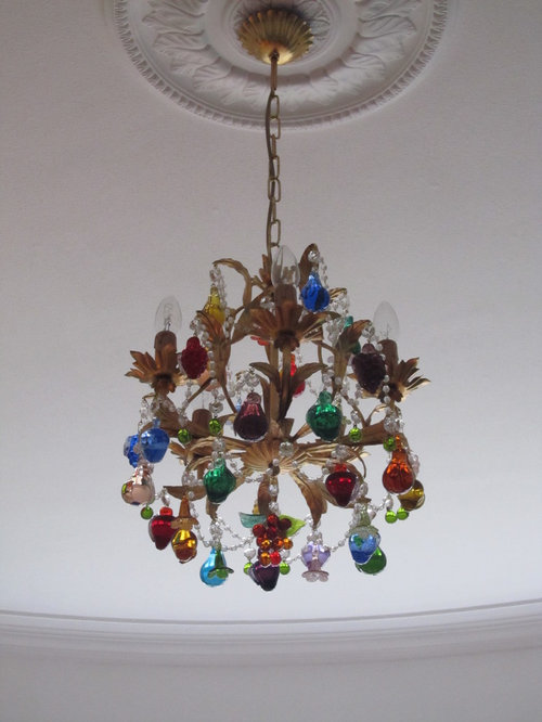 Murano Glass Fruit Chandelier – Fruit Chandelier