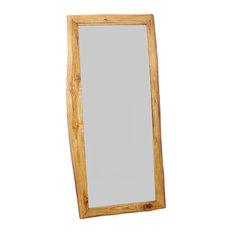 Tri Fold Wall Mirror tri-fold mirror floor | houzz