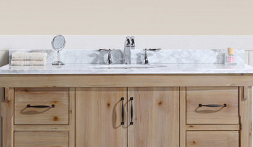 Up to 65% Off Single-Sink Vanities With Free Shipping