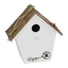 Enjoy Your Life Decorative Birdhouse, Large