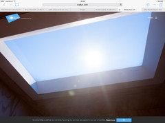 Pitturare stanza con una finestra a bocca di lupo per effetto luce - Finestre a bocca di lupo ...
