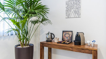 Cloisonnement, rénovation et décoration de bureaux professionnels
