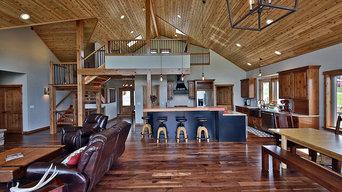 Rustic Custom Home