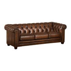 Unique Leather Sofas unique leather sofas & couches | houzz