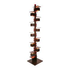 Frank Lloyd Wright Taliesin 2 Floor Lamp, Walnut